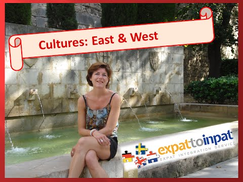 East & West Culture: Main differences explained.
