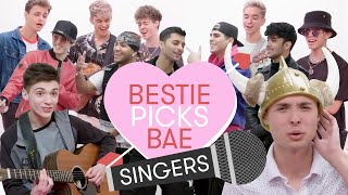 The Best Songs from Bestie Picks Bae: CNCO, Why Don't We, and More | Bestie Picks Bae Bloopers