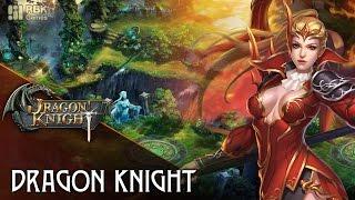 Обзор игры Dragon Knight (1)