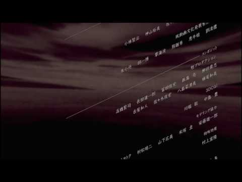 Ergo Proxy Ending/Closing Credits [HD]