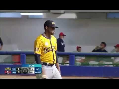 Manuel Rodríguez Pitcher Guerreros de Caracas Sport Pro Services