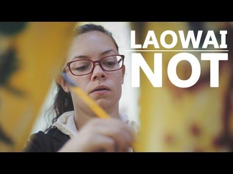 Laowai Not: Body painting