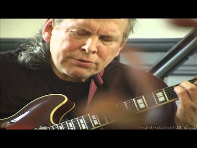 Phil Miller/ Fred Baker Duo live at Zomer Jazz Fiets Tour 2007