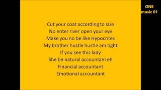Phyno - Financial Woman ft. Psquare (Lyrics)