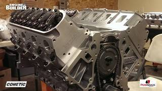 Engine of the Week – World's Largest 527 cid LS1 Engine