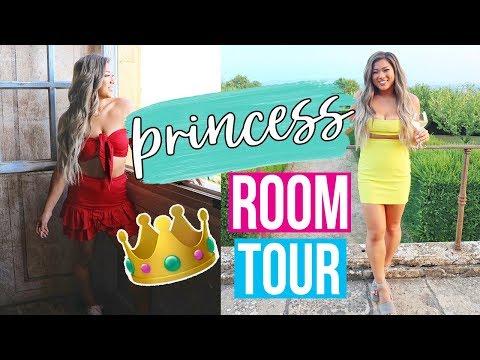 PRIVATE PRINCESS CASTLE TOUR!!