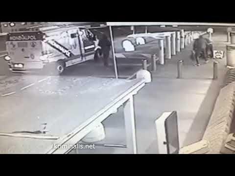 Kriminalis Money transfer robbery