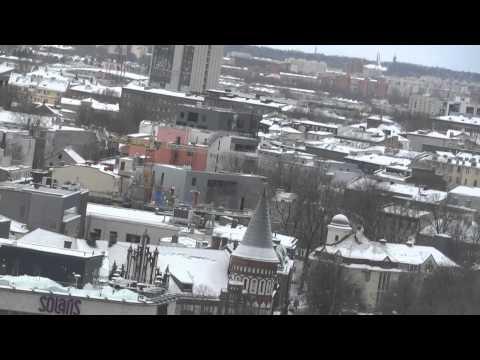 Viru hotel sights, Tallinn, Estonia