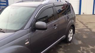 видео Ремонт подвески Mitsubishi Outlander