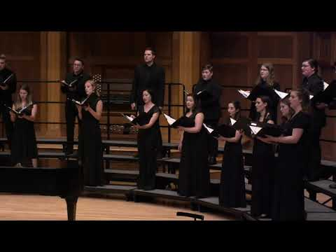 Cum Sancto Spiritu - Lawrence University Concert Choir - 11.15.19