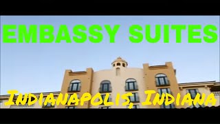 full hotel tour embassy suites north indianapolis in including amco elevators