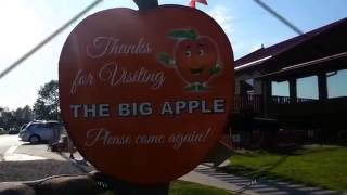 The Big Apple - One Of The Best Apple Pie Factory In North America