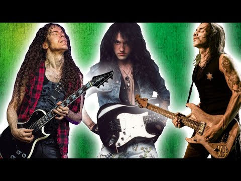 10 AMAZING Underrated Guitar Solos (Part 1)