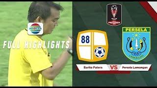 Download Video Barito Putera (1) vs (1) Persela Lamongan - Full Highlights | Piala Presiden 2019 MP3 3GP MP4