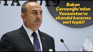 Bakan Çavuşoğlu: Büyükelçinin Sınırdışı Edilmesi Kabul Edilemez