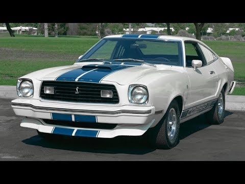 1974-1978 Ford Mustang II - Saved The Mustang From Extinction?