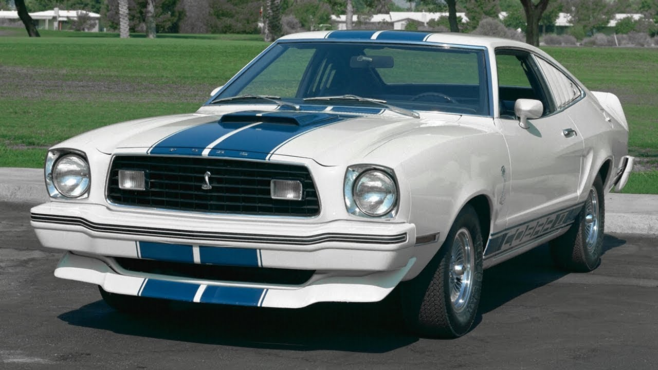 1974-1978 Ford Mustang II - Saved The Mustang From Extinction ...