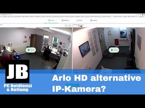Ist die Netgear Arlo HD Sicherheits-Kamera für innen und Außen eine gute Alternative zu IP-Kamera?