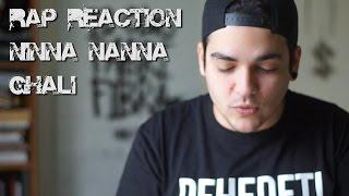 RAP REACTION • Ghali - Ninna Nanna (Prod. Charlie Charles) • Rizzo