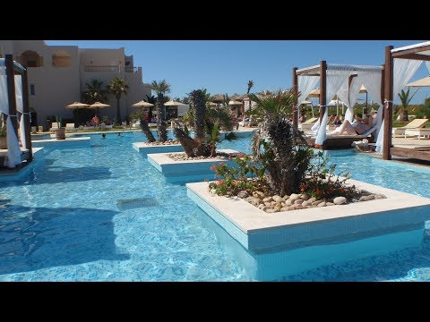 Djerba 2019 - Hotel TUI BLUE Palm Beach Palace