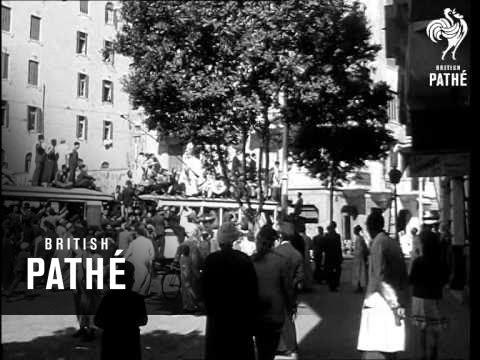 Demonstration In Cairo - 06/02/1942 (1942)