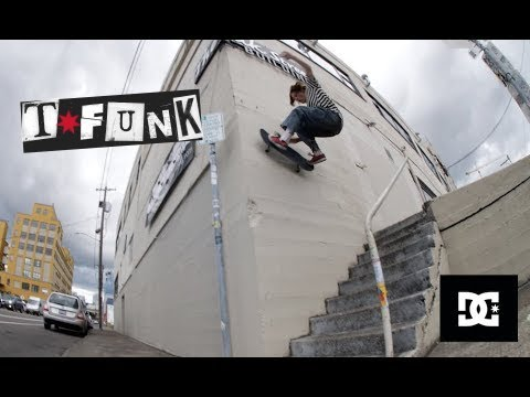 DC SHOES : INTRODUCING NEW T-FUNK COLORWAYS