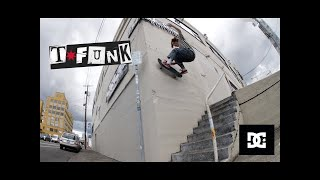 DC SHOES : INTRODUCING NEW TFUNK COLORWAYS