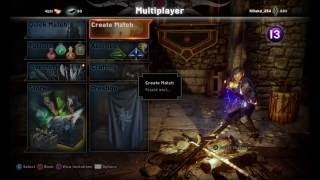 Dragon Age Inquisition multiplayer ps4