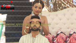 On Location Of TV Serial 39 Ishqbaaz 39 Are Shivaay Tia Trying To Make Anika Jealous