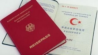 Ausgebürgert - Streit um den Doppel-Pass | Politik direkt