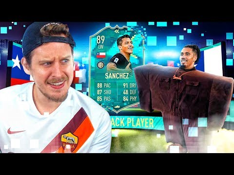 IS HE WORTH IT?! 89 FLASHBACK ALEXIS SANCHEZ PLAYER REVIEW! FIFA 20 Ultimate Team