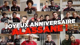 Joyeux anniversaire Alassane Plea !
