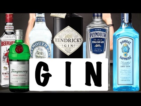 GIN - Alcohol 101
