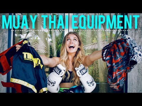 The One-Stop Muay Thai Gear Shop In Bangkok