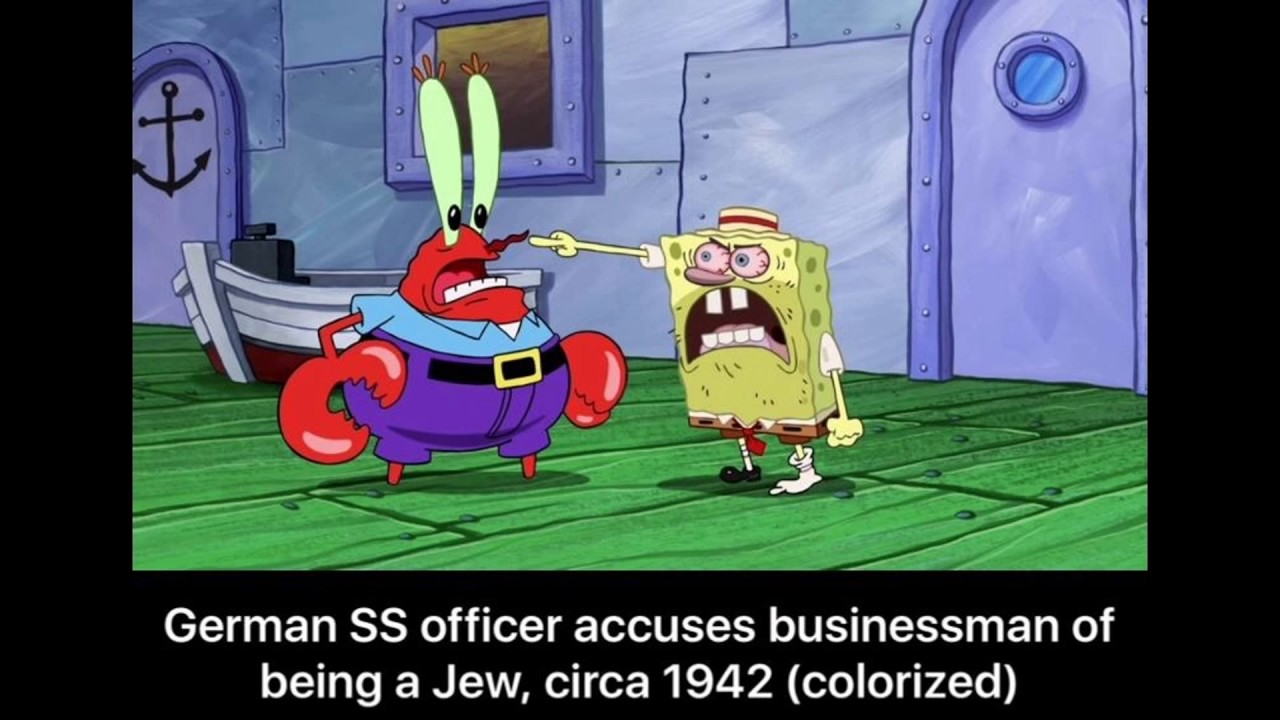 Spongebob Ww2 Meme Compliation Youtube