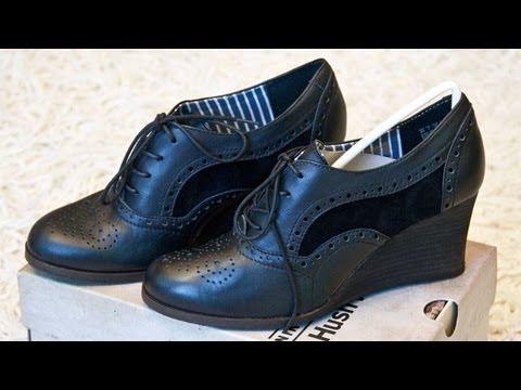 Комфортная обувь Auditions, Hush Puppies, Easy Spirit и Etnies из Shoemetro