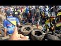 Road race kapolres karawang cup dewasena 2018 inseden