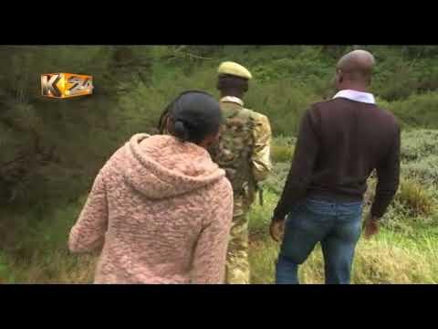Wasiotambulika: Philip Wesa aonyesha utu kwa mtoto mlemavu mbuga ya Aberdare