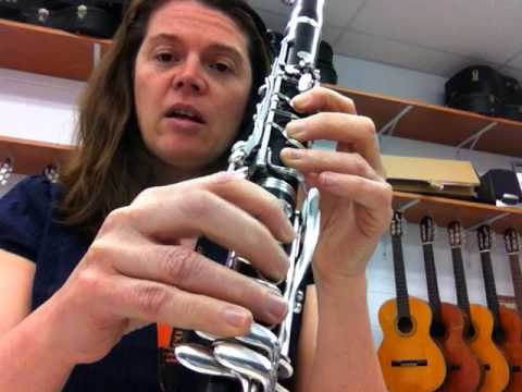 Bb Major 2 Octave Scale Tutorial for Clarinet