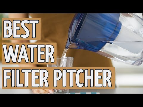 ⭐️ Best Water Filter Pitcher: TOP 10 Water Filter Pitchers Of 2018 ⭐️