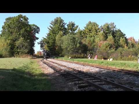2' Narrow Gauge railroading Wiscasset, Waterville, & Farmington 0-4-4 Forney  #10