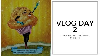 VLOG DAY 2 | Kris Carr