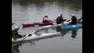 En noviembre habrá travesía kayaks Kiyú – Cufré