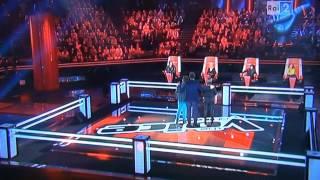 Noemi a The Voice of Italy - La Battle di Giuliana Danzè e Paola Gruppuso