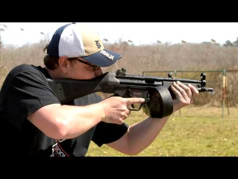 MP5 Navy Contract SMG 9mm Full auto