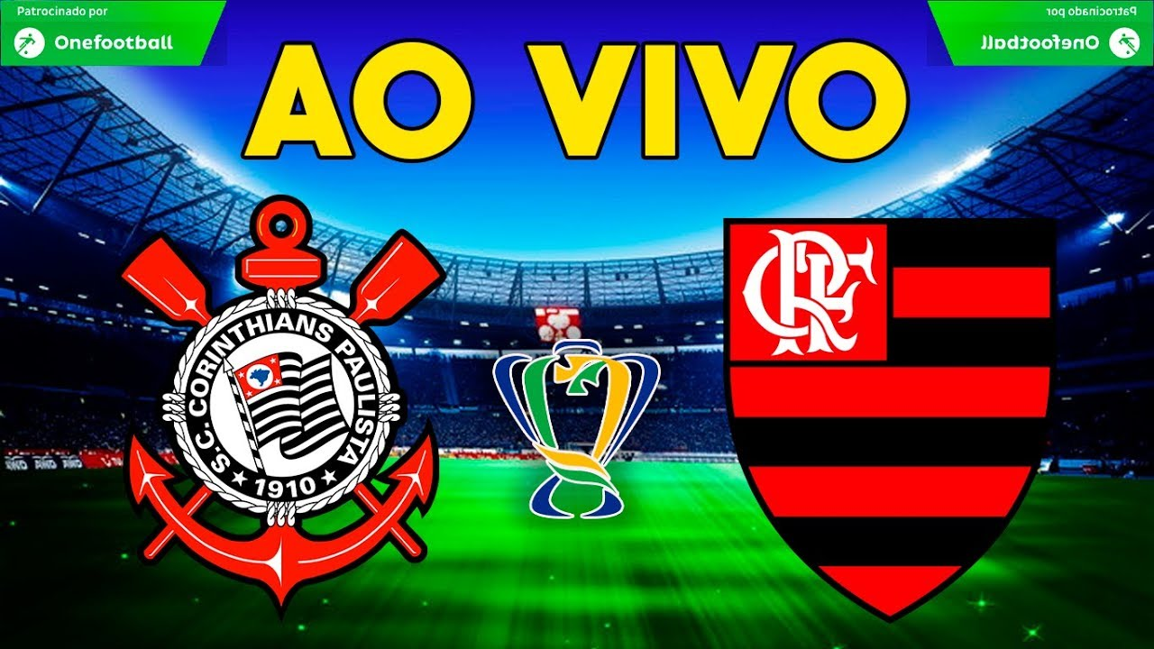 Corinthians X Flamengo Ao Vivo Copa Do Brasil 15052019