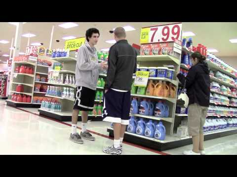Saying PENIS to Shoppers