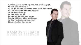 Rasmus Seebach Millionær Instrumental med tekst