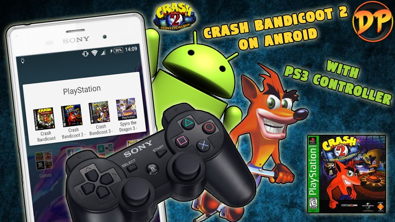 Crash Bandicoot 2 on Android