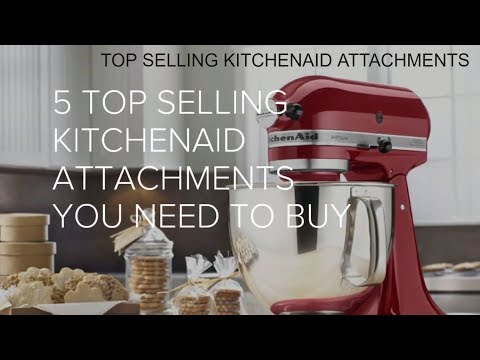 5-best-kitchenaid-attachments-you-need